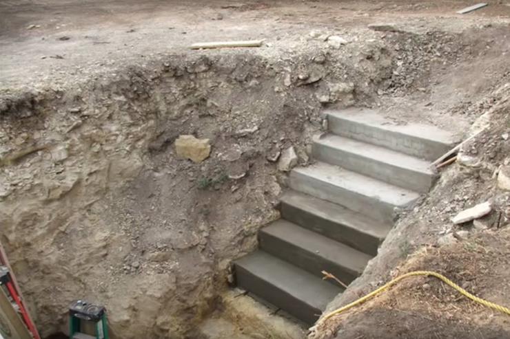 backyard bunker