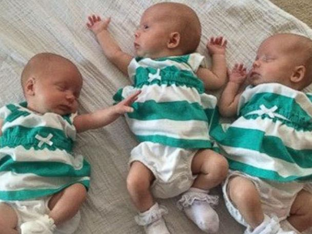 identical triplet babies - photo #29