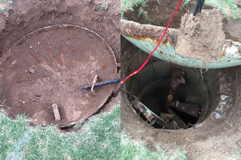 Buried Hatch