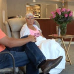 Wife Never Expected This at Final Chemotherapy Session