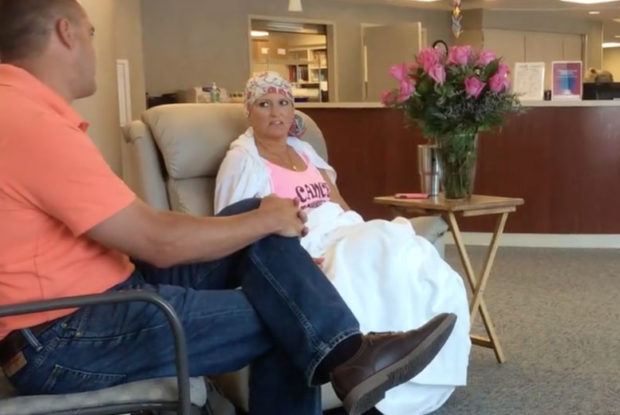 Final Chemotherapy Treatment