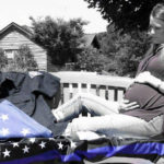 Greiving Wife Takes Part In Heart Wrenching Maternity Photoshoot