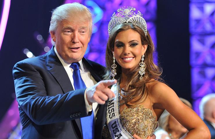 Trump Beauty Pageant