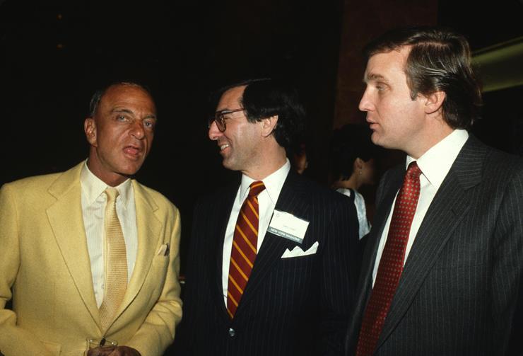 Trump Ties with Mafia