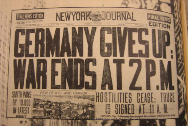 An analysis of after defeat in world war i