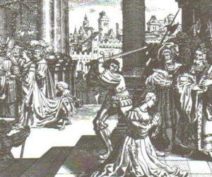 Tragic Tale - Anne Boleyn Ghost