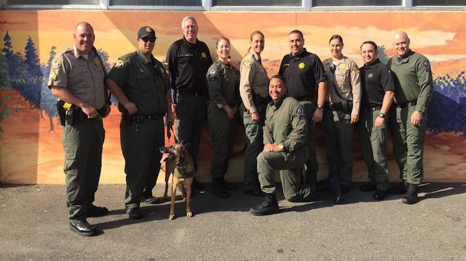 Photo by Sonoma County Sheriff's Office