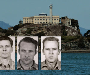 Alcatraz Escape Story