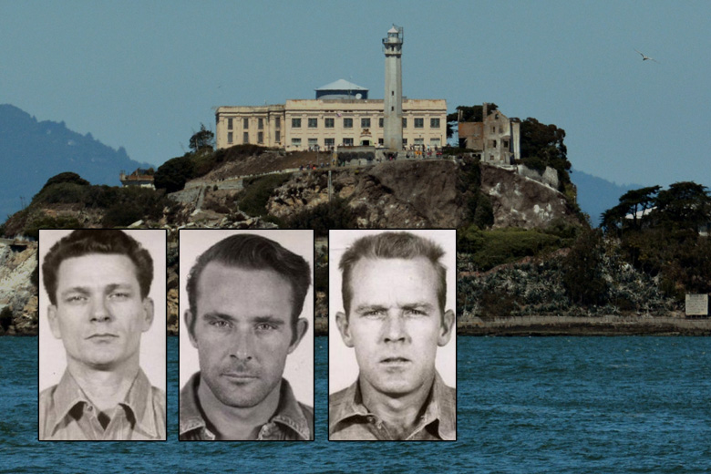 a history of alcatraz prison Imagine swimming over a mile across shark-infested and frigid waters to escape from a prison that's what over 36 different inmates at the famous.