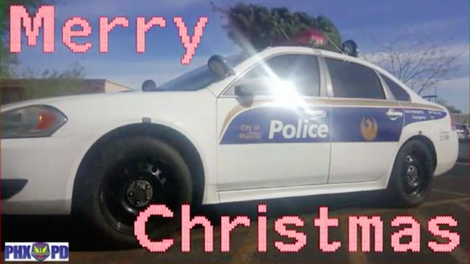 Photo by City of Phoenix Police Department