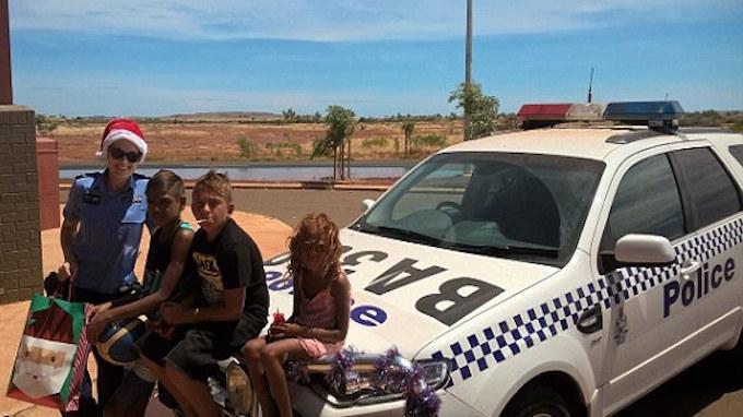 Photo by Facebook/Pilbara District - WA Police