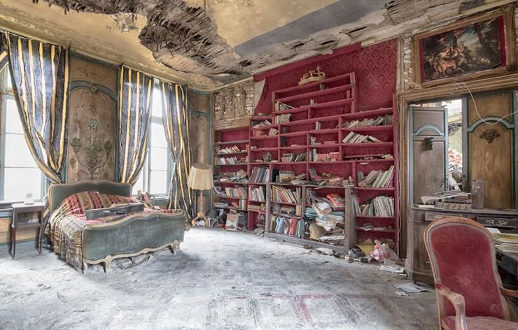 French Photographer Uncovers Historical Treasure Trove In