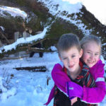 Boy Saves Sister Seconds Before Being Killed By Falling Tree