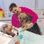 Man In A Coma Starts Moving When His Beloved Dog Visits