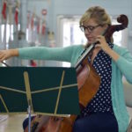 Cellist Calms Shelter Dogs With Her Classical Music