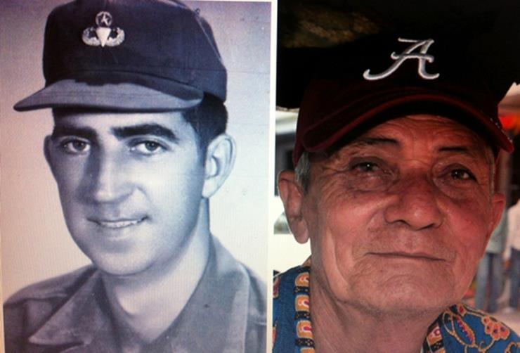 Missing POW Found Alive