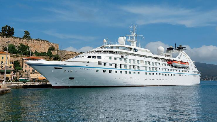 Cruise Ship Survives Pirate Attack Thanks To Captains Brilliant - Pirates attack cruise ship