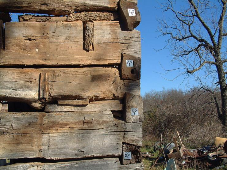 Richard Aiken Log Cabin
