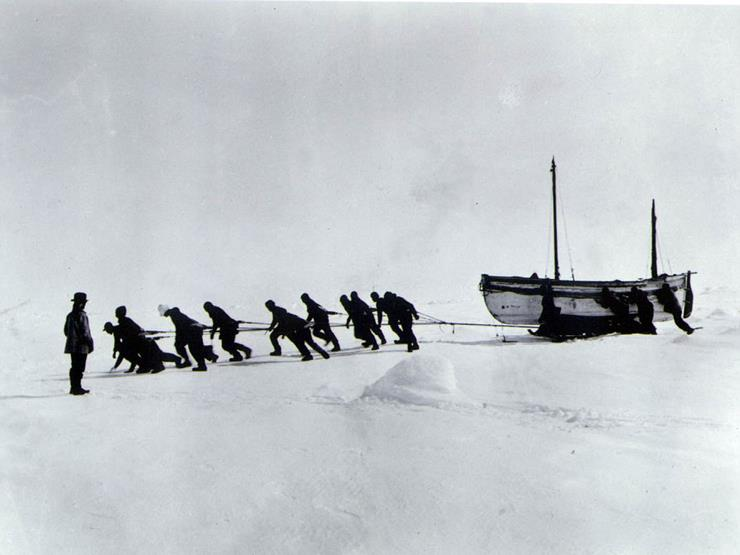 Earnest Shackleton Story
