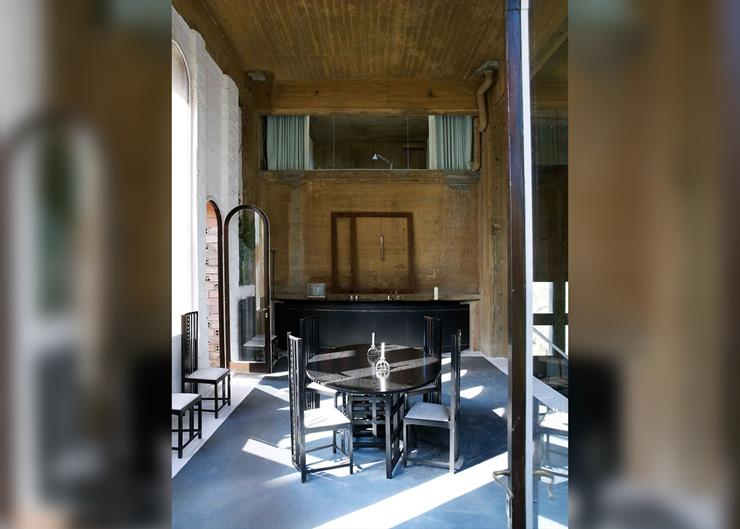 Spanish architect turns old cement factory into a marvelous work of modern art lifedaily - Old cement factory turned home ...