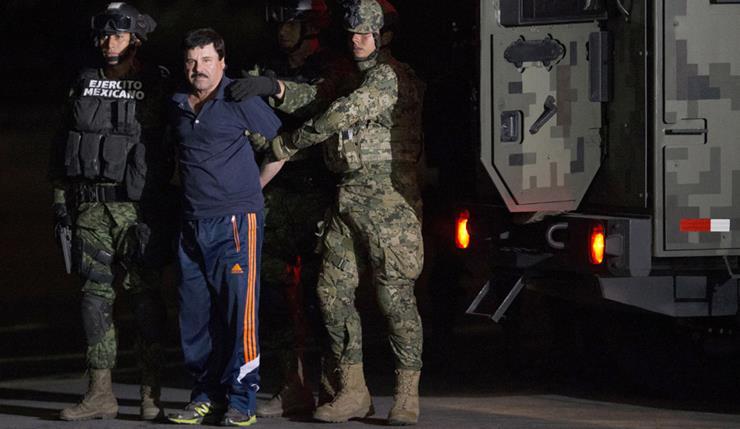 DEA Agent Busts El Chapo