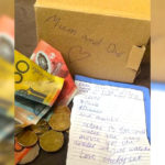 10-Year-Old Empties Piggy Bank So Parents Can Go On Date