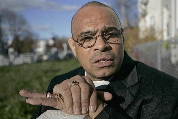 Reverend Shaun Harrison Story