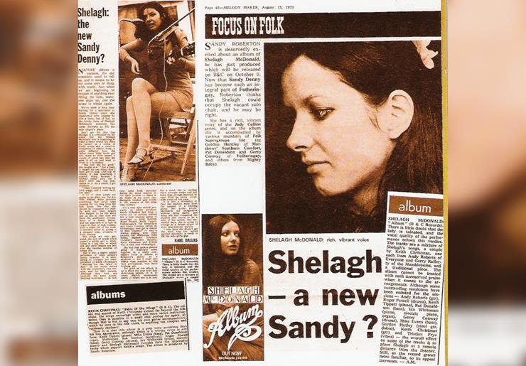 Shelagh McDonald Story