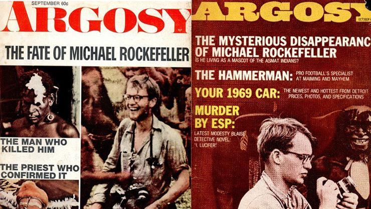 Michael Rockefeller Story
