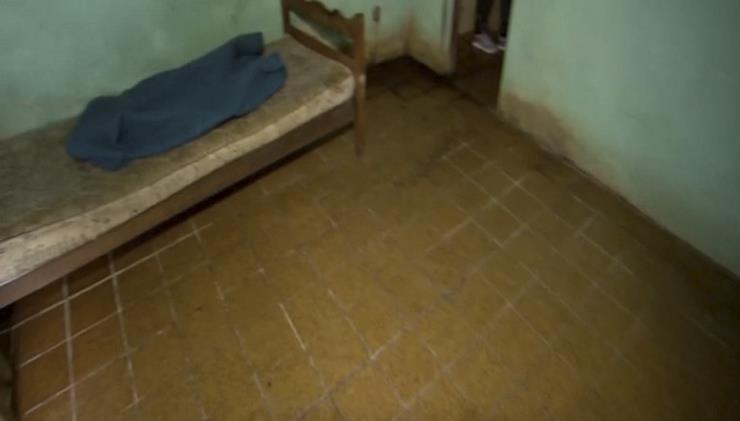Brazilian Man Held Captive