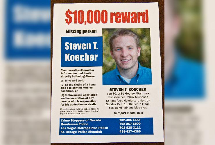 Steven Koecher Story