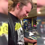Teen Opens Late Dad's Surprise Birthday Gift