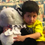 Stuffed Animal Saves Boy From Falling Out Of Window