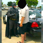 Cop Dressed As Batman Stops Walmart Shoplifter
