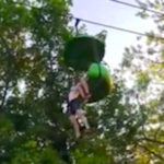 Strangers Catch Girl Who Fell From Six Flags Ride