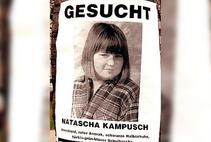 Natascha Kampusch Story