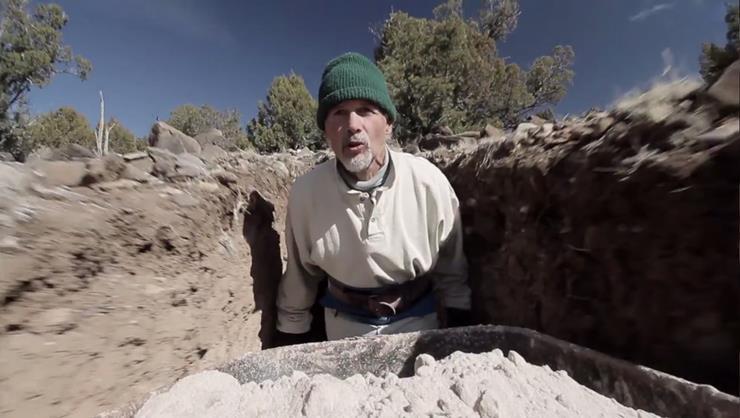Ra Paulette - Cave Digger