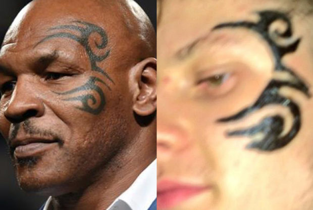 36e5033f4dd27 This Welsh Student's Love Of Mike Tyson Left Him Scarred For Life ...