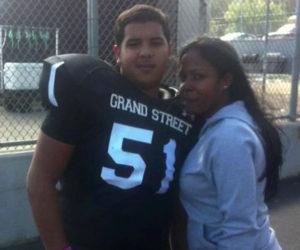 Bronx Man Saves His Mother