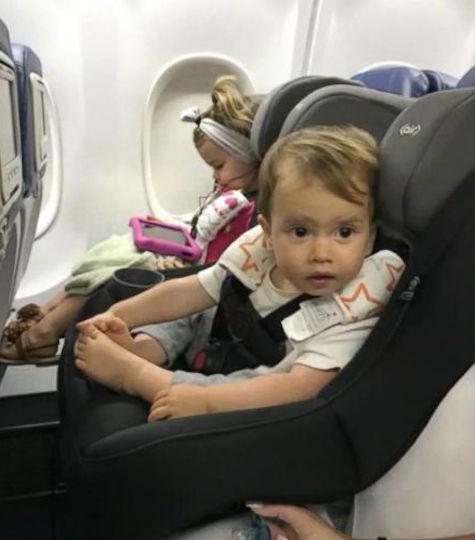 Airline Threatens Family With Jail Time For Refusing To Give Up ...