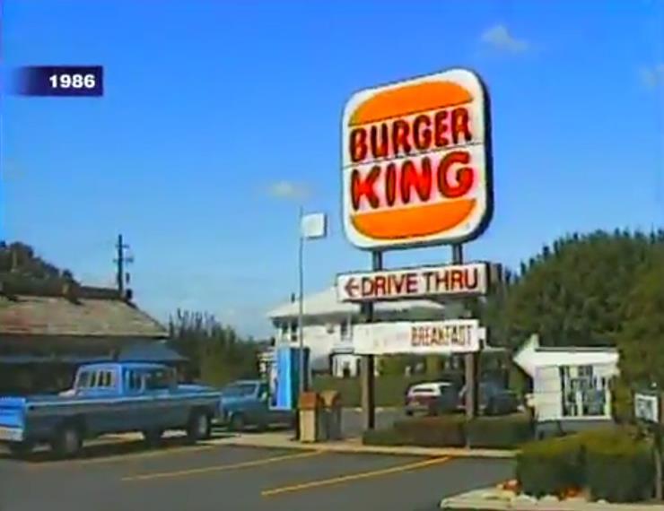 """""""Burger King Baby"""" Story"""