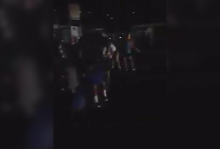 Marriott Leaves People Stranded