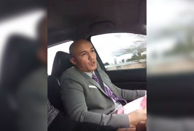 Miami Uber Driver Records Crime Spree On Facebook Live After Being