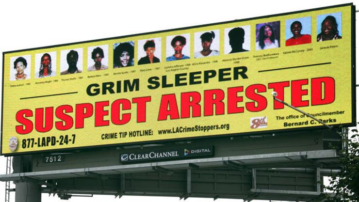 The Grim Sleeper Story