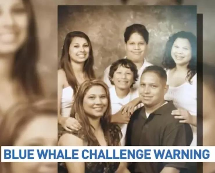 The Blue Whale Challenge Story