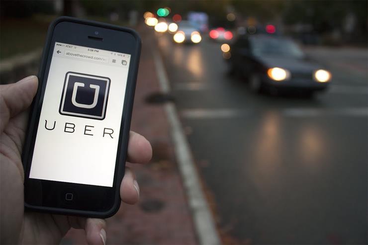 Corey Robinson Uber Story