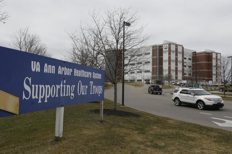 Ann Arbor VA Hospital Murders