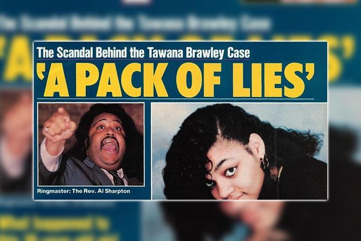 Tawana Brawley Story