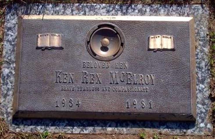 Ken Rex McElroy Story