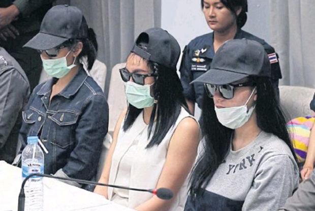 Thailand Murder Babes Story